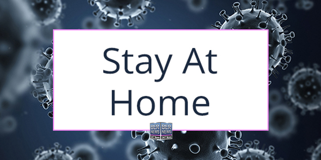 Stay At Home Order Takes Effect
